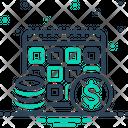 Annual income Icon