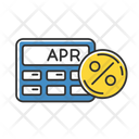 Apr Annual Percentage Icon