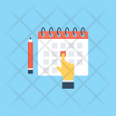 Annual Schedule Icon