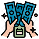 Annualbonus Yearendbonus Payroll Icon