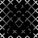 Anonymity Incognito Private Icon