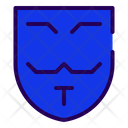 Anonymous Hacker Hacker Mask Icon