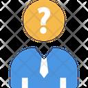 Anonymous Hacker Spy Icon