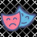 Mask Face Entertainment Icon