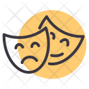 Anonymous Mask Face Icon