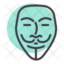 Anonymous Guy Fawkes Icon