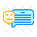 Anonymous Review Color Icon