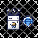 Anonymous Proxy Icon