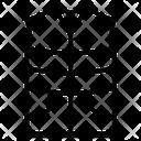 Anorak Vest Icon