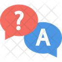 Answer Question Conversation Icon