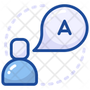 Answer Chat Communication Icon