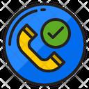 Answer Call Call Phone Icon