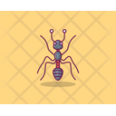 Ant Emmet Insect Icon