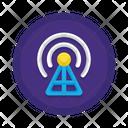 Antena Satellite Receiver Icon