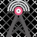 Antena Internet Signal Icon