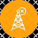 Antenna Communication Netwrok Icon