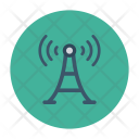 Antenna Broadcast Tower Icon