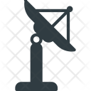 Antenna Parabolic Satellite Icon