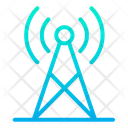 Tower Network Network Signal Icon