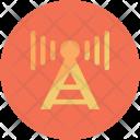 Antenna Satellite Connection Icon