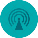 Wireless Connection Antenna Icon