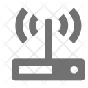 Antenna Booster Router Icon