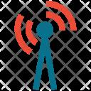Wlan Antenna Wireless Icon