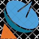 Antenna Dish Satellite Icon
