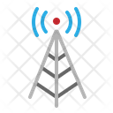 Antenna Communications Connectivity Icon