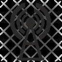 Antenna Radio Tower Icon