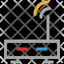 Antenna Router Signal Icon