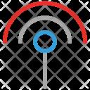 Wlan Antenna Wifi Icon