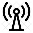 Antenna Signal Network Icon