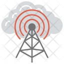 Wifi Tower Network Icon