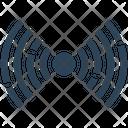 Antenna Waves Internet Icon