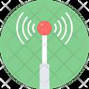 Antenna Satellite Communication Icon