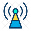 Signal Range Tower Icon