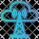 Antenna Signal Communication Icon
