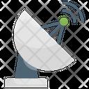 Antenna Radar Satelite Icon