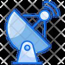 Gps Satellite Signal Icon