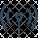 Antenna Communication Signal Icon