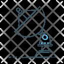 Antenna Broadcast Communication Icon