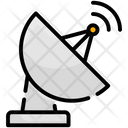Antenna Dish Parabolic Dish Communication Dish Icon