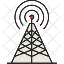 Antenna Tower Signal Tower Radio Tower Icon