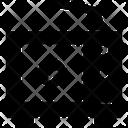 Antenna Tv Icon