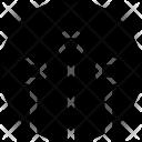Antennas Circles Icon