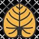 Anthurium Leaf Greenery Icon