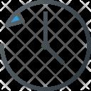 Anti Clockwise Turn Icon