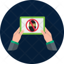 Anti Spy Security Icon