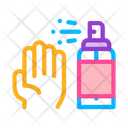Vector Bottle Isolated Icon